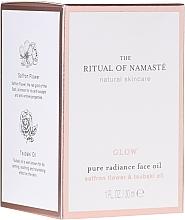 Духи, Парфюмерия, косметика Восстанавливающее масло для лица - Rituals The Ritual Of Namaste Glow Anti-Aging Face Oil