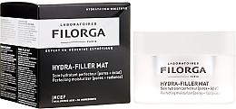 Духи, Парфюмерия, косметика Увлажняющий гель-крем для лица - Filorga Hydra-Filler Mat