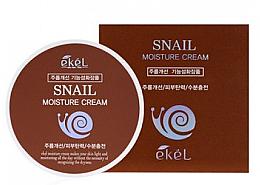 Духи, Парфюмерия, косметика Крем для лица с муцином улитки - Ekel Snail Moisture Cream