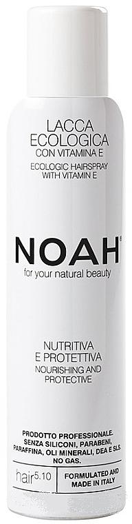 Экологический лак для волос с витамином Е - Noah — фото N1