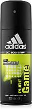 Духи, Парфюмерия, косметика Adidas Pure Game - Дезодорант