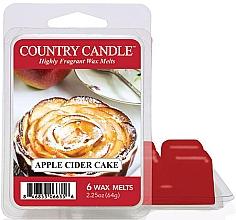 Духи, Парфюмерия, косметика Воск для аромалампы - Country Candle Apple Cider Cake Wax Melts