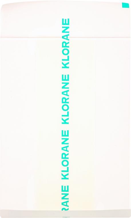 Восковые полоски с миндалем для ног - Klorane Cold Wax Strips — фото N2