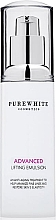 Духи, Парфюмерия, косметика Укрепляющая эмульсия для лица - Pure White Cosmetics Advanced Lifting Emulsion