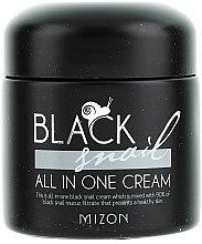 Духи, Парфюмерия, косметика Крем с черной улиткой - Mizon Black Snail All In One Cream