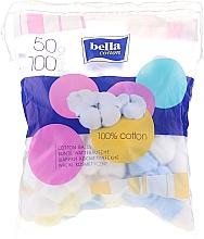 Духи, Парфюмерия, косметика Ватные шарики косметические - Bella Cotton Balls
