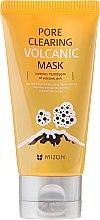 Духи, Парфюмерия, косметика Маска с пеплом вулкана для глубокой очистки пор - Mizon Pore Clearing Volcanic Mask