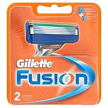 Духи, Парфюмерия, косметика Сменные кассеты для бритья - Gillette Fusion