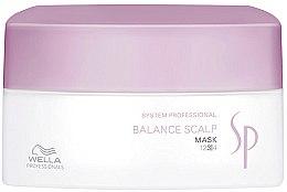 Духи, Парфюмерия, косметика Маска для чувствительной кожи головы - Wella SP Balance Scalp Mask