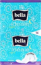 Духи, Парфюмерия, косметика Прокладки Ideale Ultra Night StaySofti, 14 шт - Bella