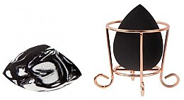 Духи, Парфюмерия, косметика Набор губок для макияжа с корзинкой - Donegal