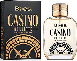Bi-Es Casino Roulette - Туалетная вода — фото N2