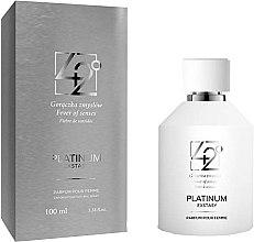 Духи, Парфюмерия, косметика 42° by Beauty More Platinum Extasy Pour Femme - Парфюмировананя вода