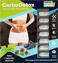 Духи, Парфюмерия, косметика Комплекс пищевых добавок - Noble Health Slim Line Carbodetox