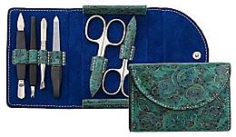 Духи, Парфюмерия, косметика Маникюрный набор для ногтей, 6 эл. - DuKaS Premium Line PL 213FZZ