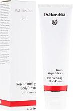 Духи, Парфюмерия, косметика Крем для тела питательный - Dr. Hauschka Rose Nurturing Body Cream