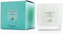 Духи, Парфюмерия, косметика Ароматическая свеча в стакане - Acqua Dell Elba Mare Scented Candle
