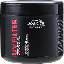 Духи, Парфюмерия, косметика Маска с фильтром UV для окрашенных волос с ароматом вишни - Joanna Professional Protective Hair Mask UV Filter