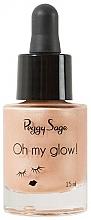 Духи, Парфюмерия, косметика Жидкий хайлайтер - Peggy Sage Oh my Glow! Liquid Illuminator