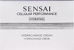 Духи, Парфюмерия, косметика Интенсивный увлажняющий крем с антивозрастным эффектом - Kanebo Sensai Cellular Performance Hydrachange Cream