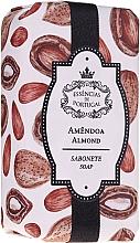"""Духи, Парфюмерия, косметика Натуральное мыло """"Миндаль"""" - Essencias De Portugal Natura Almond Soap"""