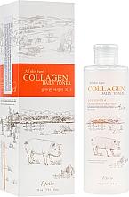 Духи, Парфюмерия, косметика Коллагеновый тонер - Esfolio Collagen Daily Toner