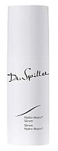 Духи, Парфюмерия, косметика Сыворотка для обезвоженной, потерявшей упругость кожи - Dr. Spiller Hydro-Marin Serum