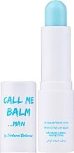 Духи, Парфюмерия, косметика Бальзам для губ - Fontana Contarini Call Me Balm Man Protective Lip Balm