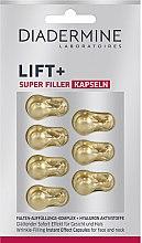 Духи, Парфюмерия, косметика Капсулы для лица - Diadermine Lift+ Super Filler Capsules