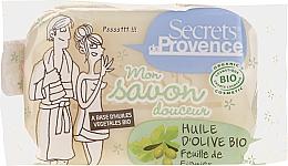Духи, Парфюмерия, косметика Мыло - Secrets De Provence My Soap Bar Olive Oil Fig Tree