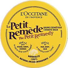 Духи, Парфюмерия, косметика Универсальный бальзам - L'Occitane Le Petit Remede Cosmetic Balm (мини)