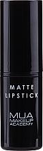 Духи, Парфюмерия, косметика Матовая помада для губ - MUA Makeup Academy Matte Lipstick