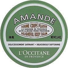 Духи, Парфюмерия, косметика Бальзам для тела - L'Occitane Almond Delightful Body Balm
