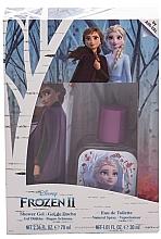 Духи, Парфюмерия, косметика Disney Frozen II - Набор (edt/30ml + sh/gel/70ml)