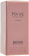 Духи, Парфюмерия, косметика Hugo Boss Boss Ma Vie Pour Femme Intense - Парфюмированная вода