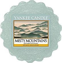 Духи, Парфюмерия, косметика Ароматический воск - Yankee Candle Misty Mountains Wax Melt
