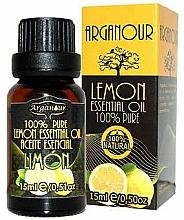 Духи, Парфюмерия, косметика Эфирное масло лимона - Arganour Essential Oil Lemon