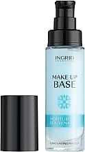 Духи, Парфюмерия, косметика Увлажняющая база под макияж - Ingrid Cosmetics Make-up Base Long-Lasting Moisturizing & Rejuvenating