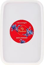 Духи, Парфюмерия, косметика Пудра для ванны - Organique My Pleasure Bath Powder