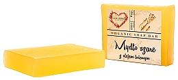 """Духи, Парфюмерия, косметика Глицериновое мыло для тела """"Серое с льняным маслом"""" - The Secret Soap Store"""