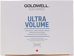 Духи, Парфюмерия, косметика Интенсивная сыворотка для объема - Goldwell Dualsenses Ultra Volume Intensive