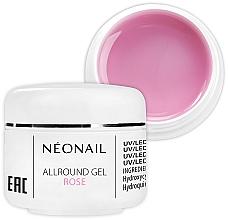 Духи, Парфюмерия, косметика Однофазный розовый гель - NeoNail Professional Allround Gel Rose