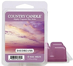 Духи, Парфюмерия, косметика Воск для аромалампы - Country Candle Daydreams Wax Melts