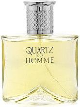 Духи, Парфюмерия, косметика Molyneux Quartz Pour Homme - Туалетная вода (тестер с крышечкой)