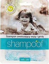 Духи, Парфюмерия, косметика Шампунь от вшей и гнид - Well Be Labs Shampoof