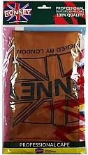 Духи, Парфюмерия, косметика Парикмахерская накидка, универсальный размер, коричневый - Ronney Professional Hairdressing Cape One Size