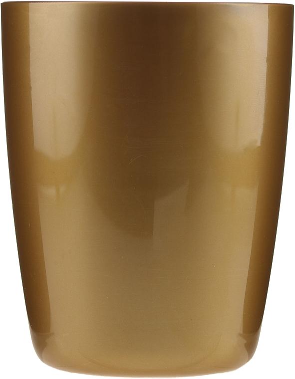 Стакан для ванной комнаты, 9541, золотой - Donegal Bathroom Cup — фото N1