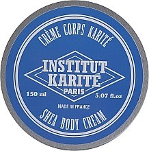 Духи, Парфюмерия, косметика Крем для тела - Institut Karite Milk Cream Shea Body Cream