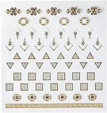 Духи, Парфюмерия, косметика Наклейки для дизайна ногтей - Peggy Sage DecorativeNail Stickers Jewels (1шт)