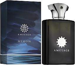 Духи, Парфюмерия, косметика Amouage Memoir Man - Парфюмированная вода
